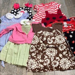 7 dress lot
